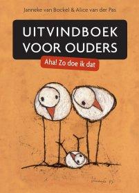 cover uitvindboek voor ouders